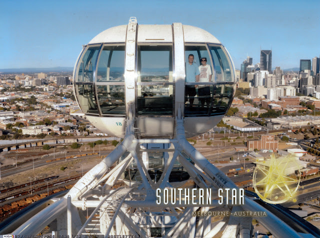 cabin of southern star observation wheel