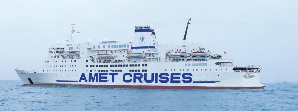 Amet Cruises Package Rates Ex Kochi Enidhi India Travel Blog
