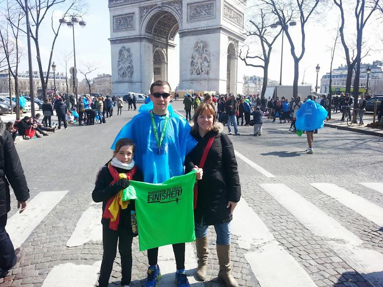 Recorriendo el mundo a golpe de maratones