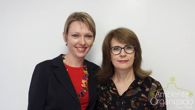 Edeltraut Lüdtke e Sonia Hecher