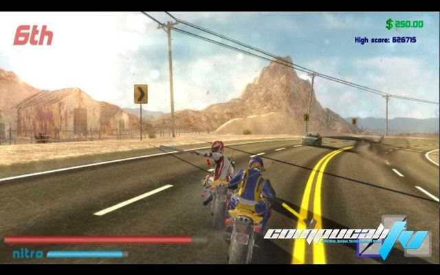 Road Redemption PC Full