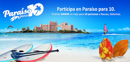 Win a Trip to Bahamas