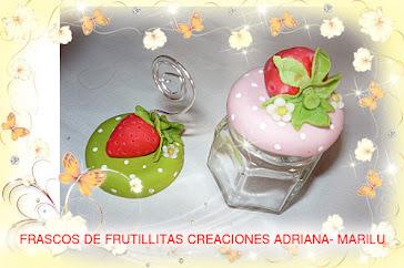 FRASQUITOS DE FRUTILLITAS