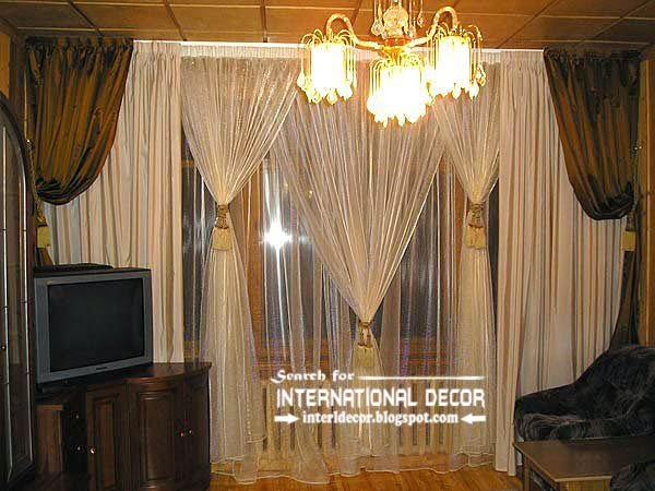 ready made curtains, modern curtain designs, unique curtains