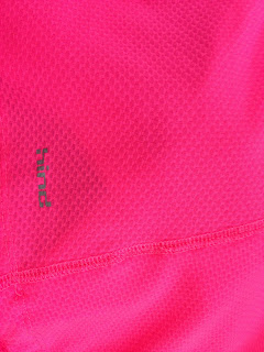 Style Athletics Hot Pink Hind Tank Top