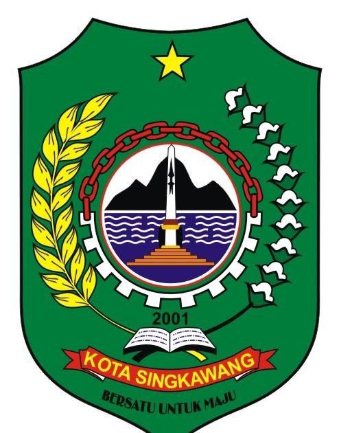 LogoVECTORcdr: Logo Kota Singkawang