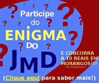 Participe do Enigma do JMD e concorra à 10 reais em morangos do Transformice!