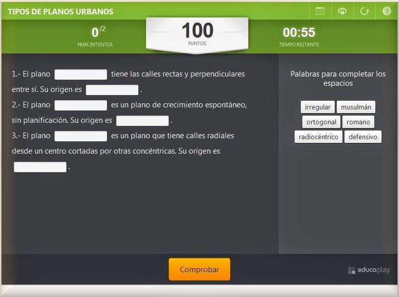 http://www.educaplay.com/es/recursoseducativos/1178039/tipos_de_planos_urbanos.htm