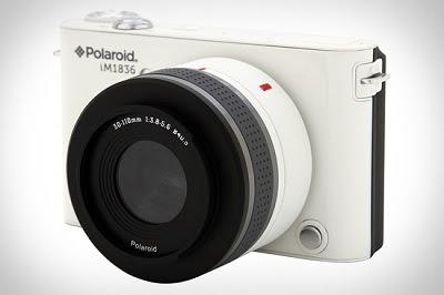 kamera android terbaru, polaroid im1836, gadget kamera digital OS Android
