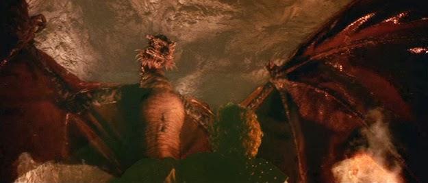 Vermithrax dragon - Juego de Tronos en los siete reinos