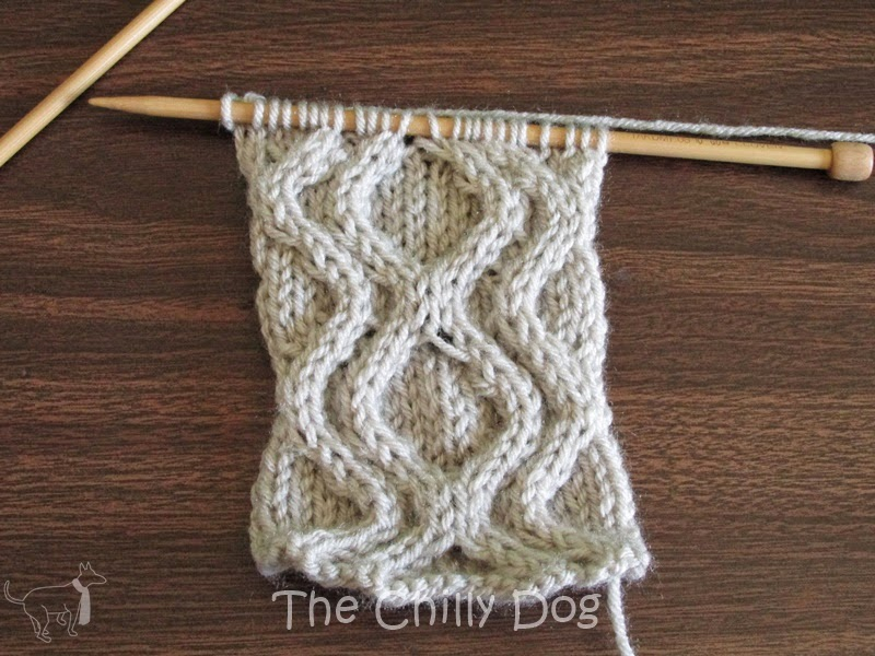 Video Tutorial: How to knit cables without a cable needle