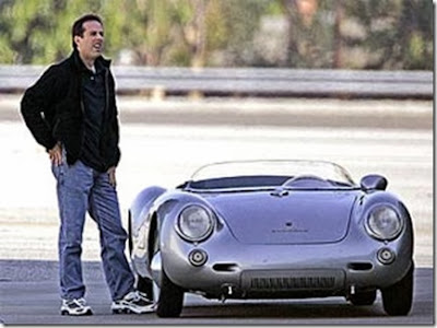 jerry seinfeld and his car