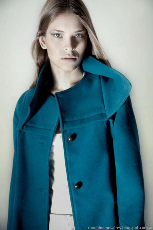 Daniela Sartoti moda invierno 2013 Colección.