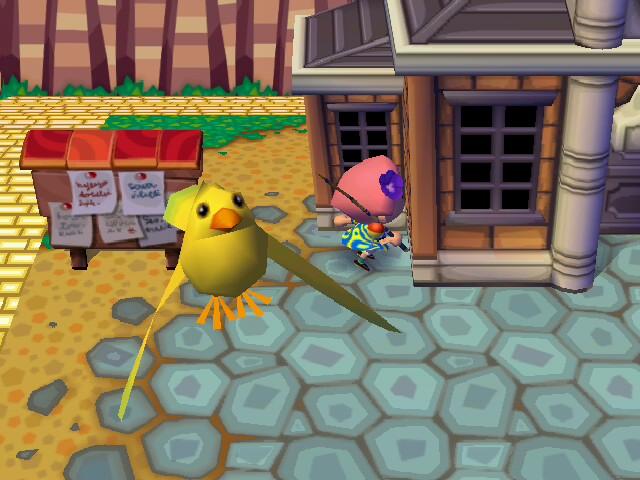 Victoria's interactive media experience: Animal Crossing Photo ...