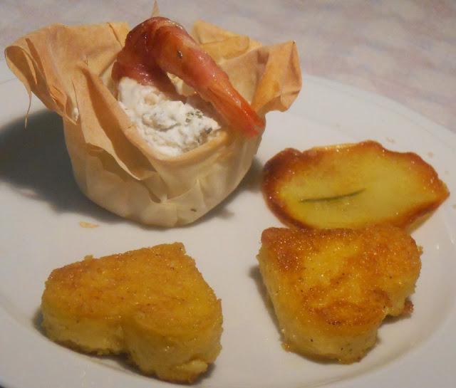 I dolci di ambra romani ricette di cotto e postato for Antipasti romani