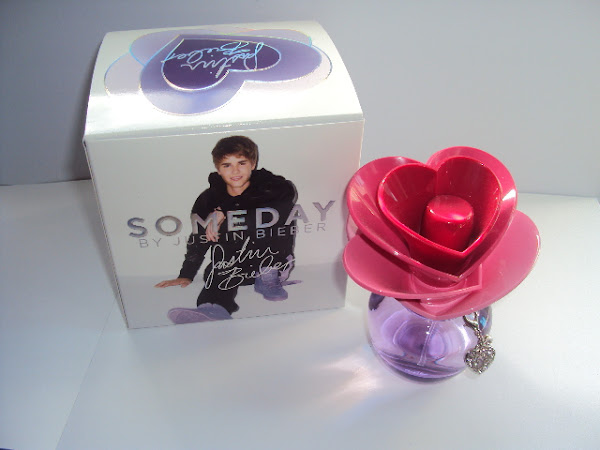 Justin Bieber Someday Parfum.