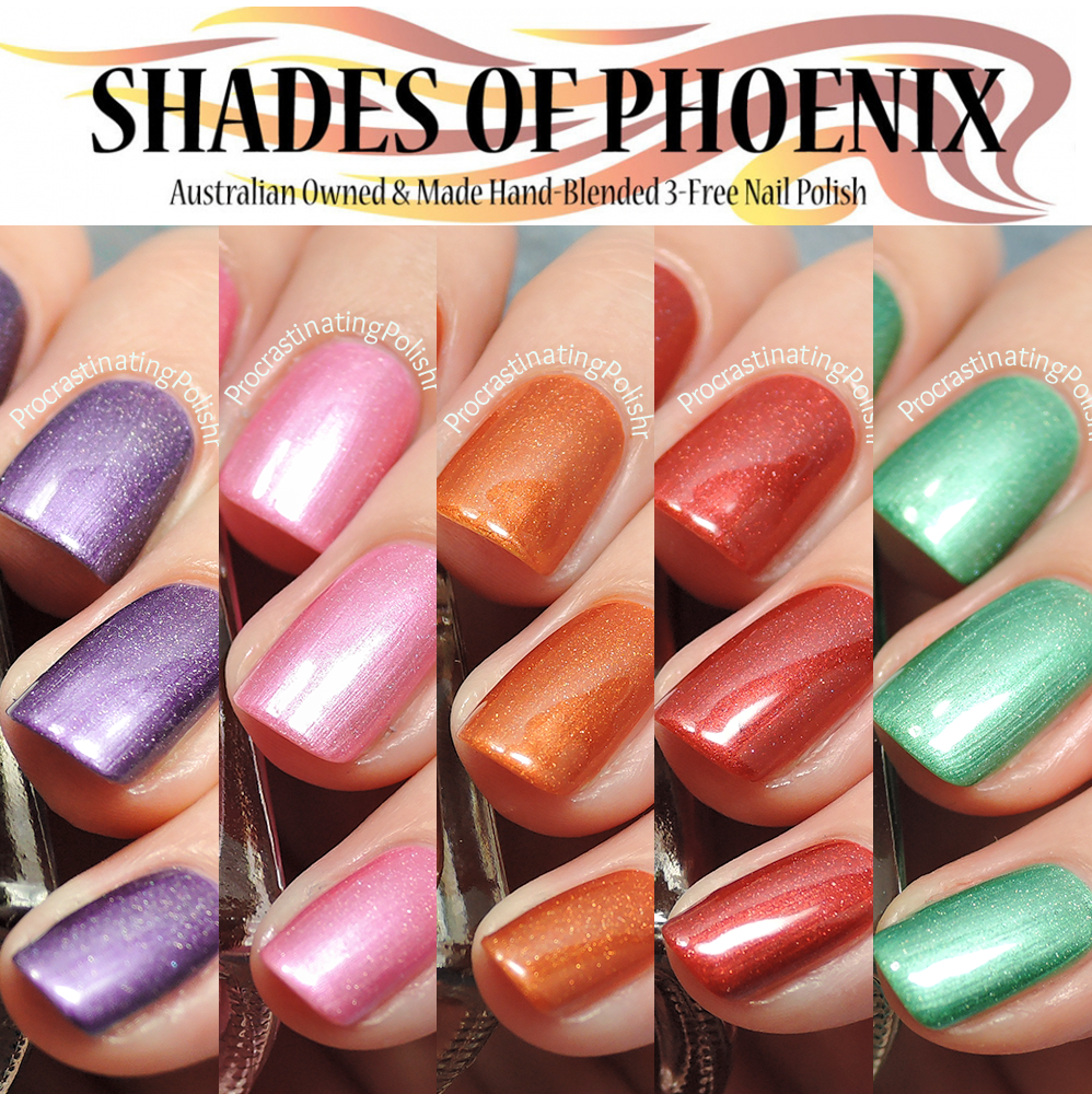 Shades of Phoenix Shades of Potter collection