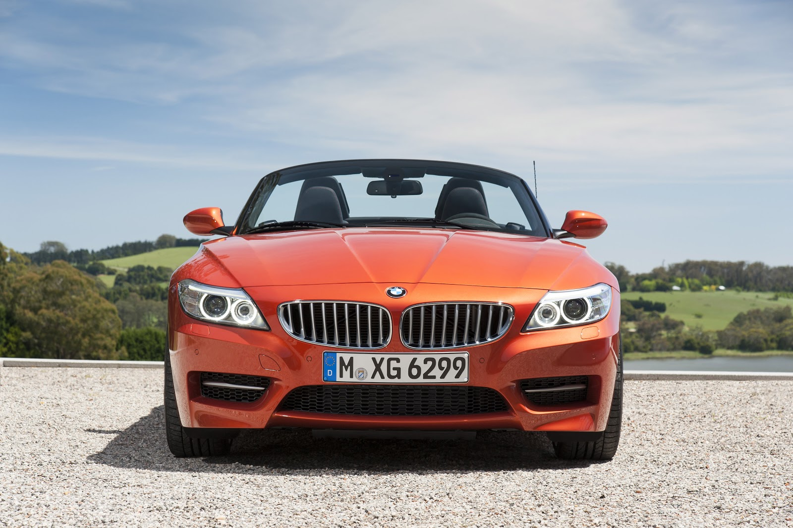 Cars Gto 2013 Bmw Z4 Sdrive18i Unveiled