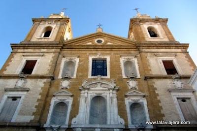 Iglesia de San Agustin, Marchena