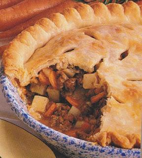 Tasty Meat Pie