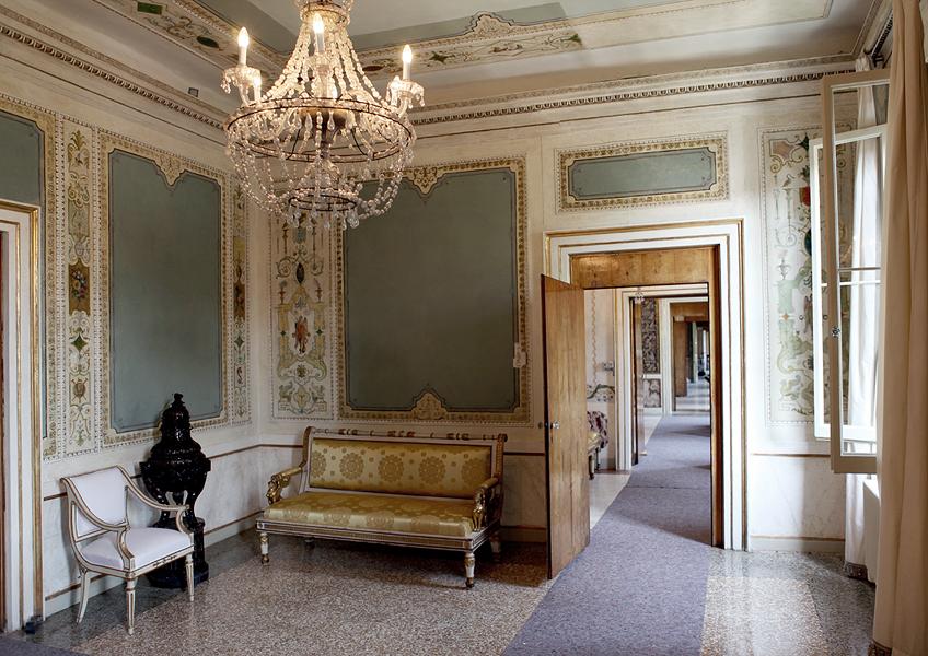 Fogli d 39 arte issn 1974 4455 venezia restaurati gli for Cianografie del letto della principessa