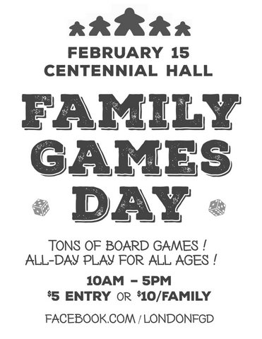 Family games Day