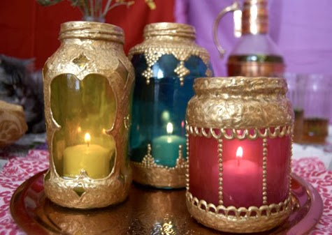 Moroccan lighting, Moroccan Lanterns