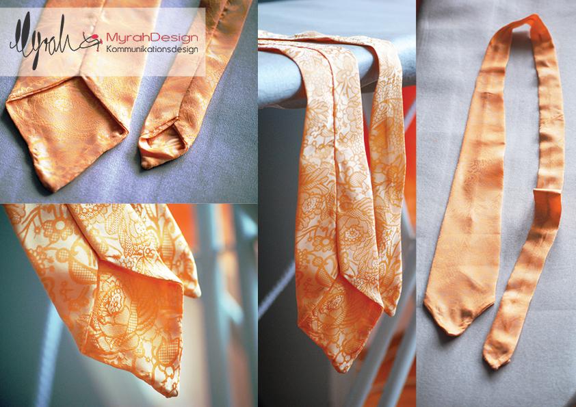 MyrahDesign: Krawatte nähen - Schnittmuster