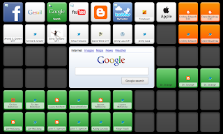 PLN on Symbaloo