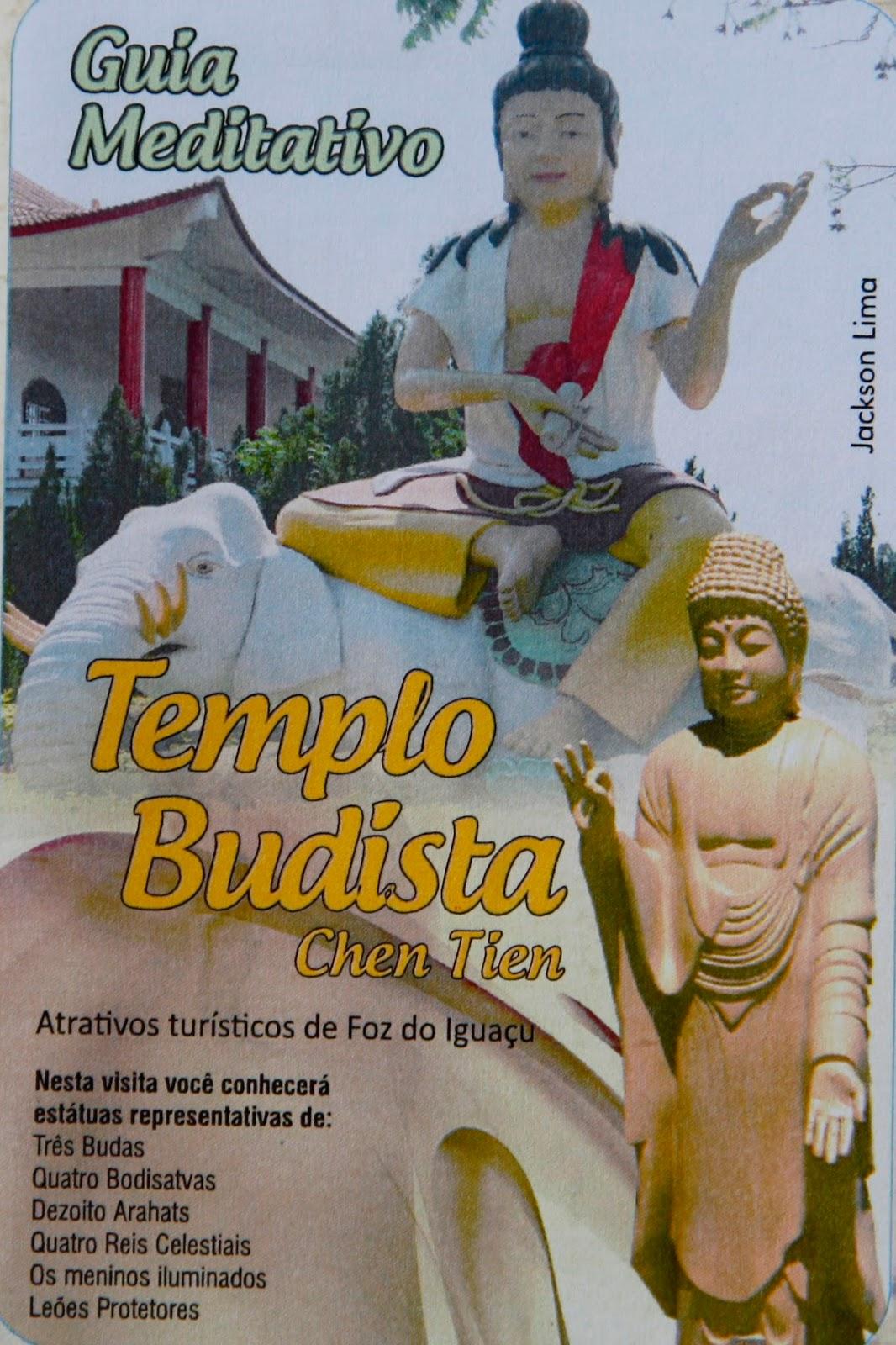 Templo Budista em Português