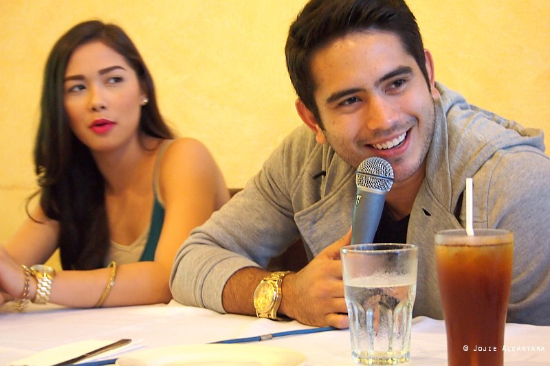 ctress Maja Salvador stressed that she and actor Gerald Anderson are