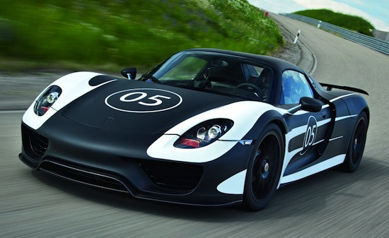 luxury plus porsche 918 spyder start testing. Black Bedroom Furniture Sets. Home Design Ideas