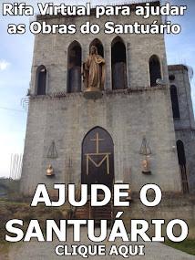 RIFA VIRTUAL PARA AJUDAR O SANTUÁRIO