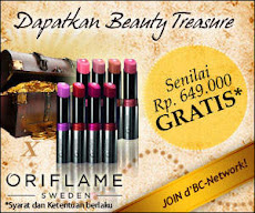 Promo Beauty Treasure (14 Nov - 30 Dec 2011)