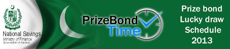 Prizebondtime