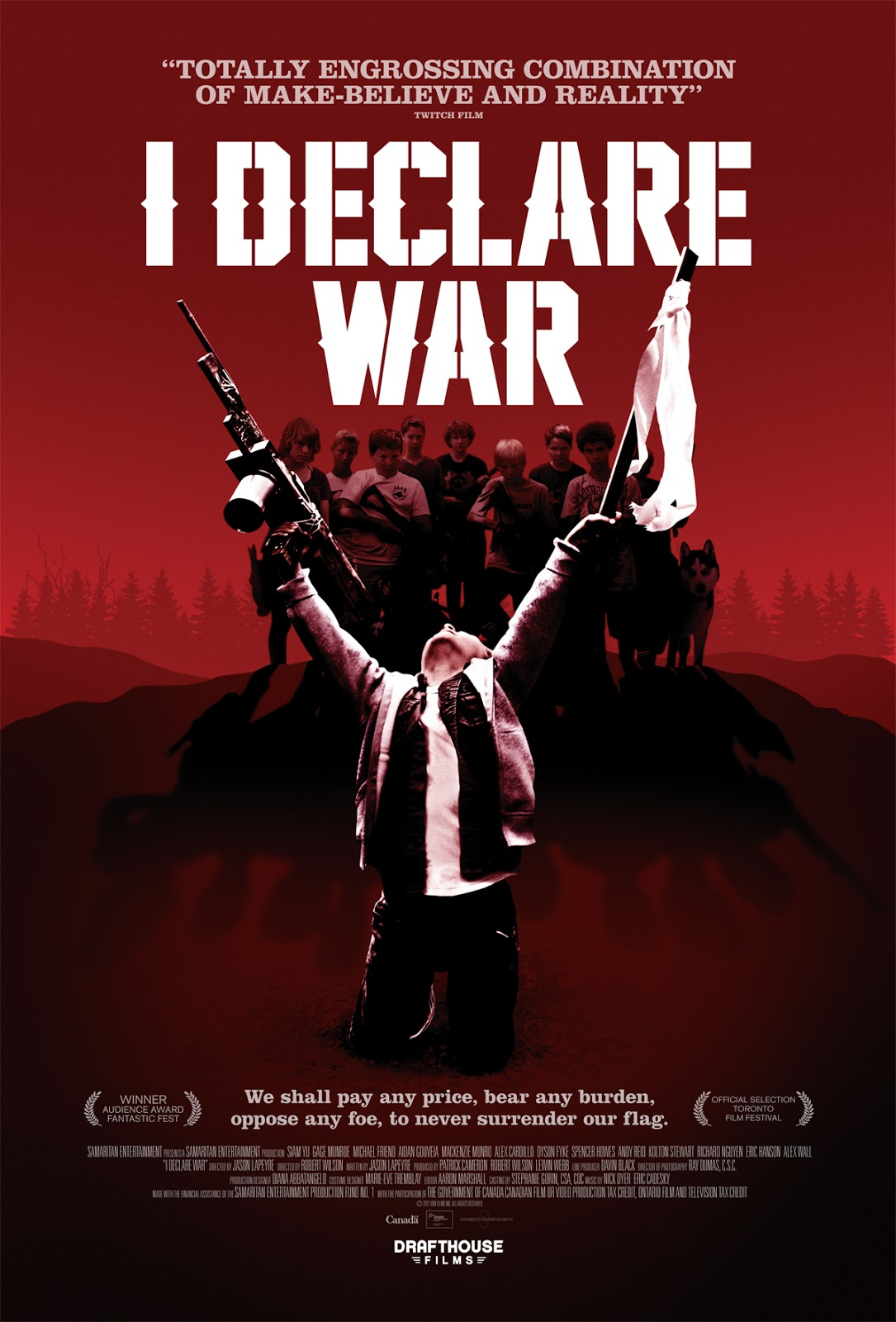 how to play i declare war