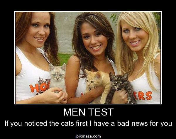 A Test Every Man Should Take!