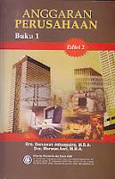 toko buku rahma: buku ANGGARAN PERUSAHAAN, Buku 1, pengarang gunawan adisaputro, penerbit BPFE yogyakarta