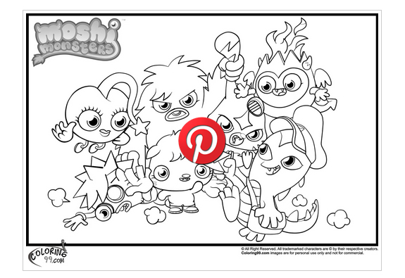 q tip coloring pages - photo #25