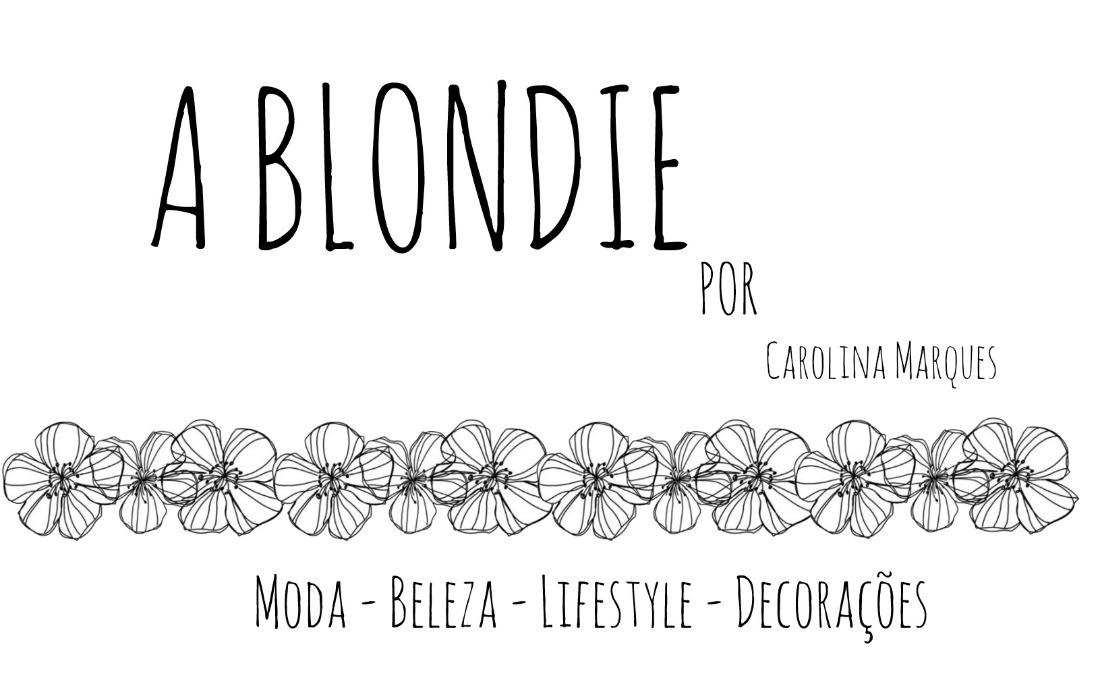 A Blondie