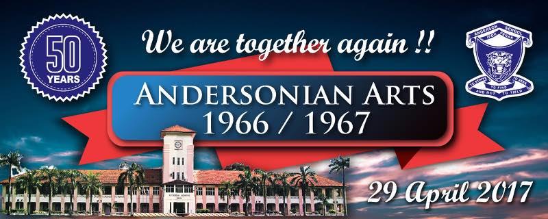 Andersonians '66/'67