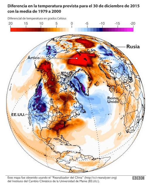 Bienvenidos al año del cambio climático