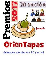 PREMIOS ORIENTAPAS 2017. MENCIÓN DEL JURADO