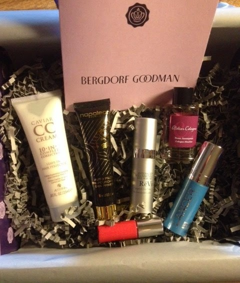 May 2014 Special Edition Glossybox