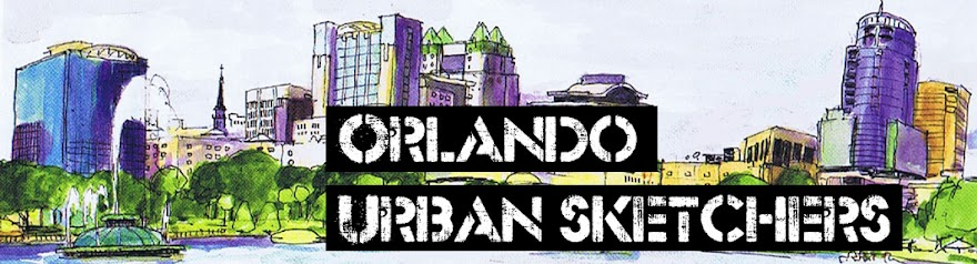 Orlando Urban Sketchers