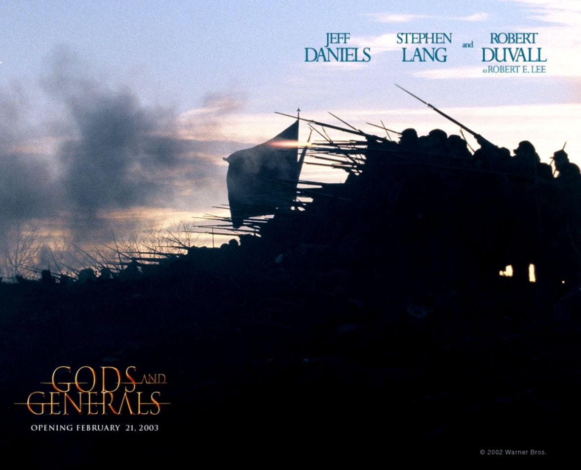 1280x1024  Gods and Generals  Movie Wallpapers