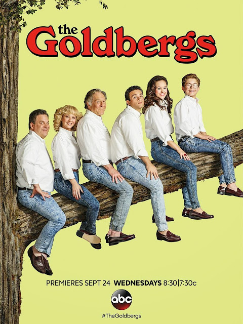 The Goldbergs - Season 2 - Promotional Poster