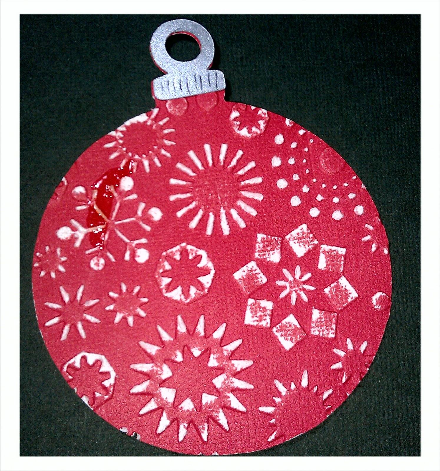 Melody Lane Designs Cricut Craft Room Free Ornament