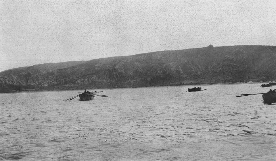 25 Nisan 1915 Anzak Koyu çıkarmaları