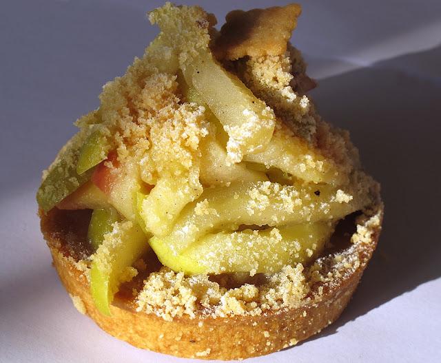 Pâtisserie Joséphine - Paris - Tarte pomme coing